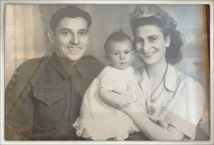 WWII Love Story